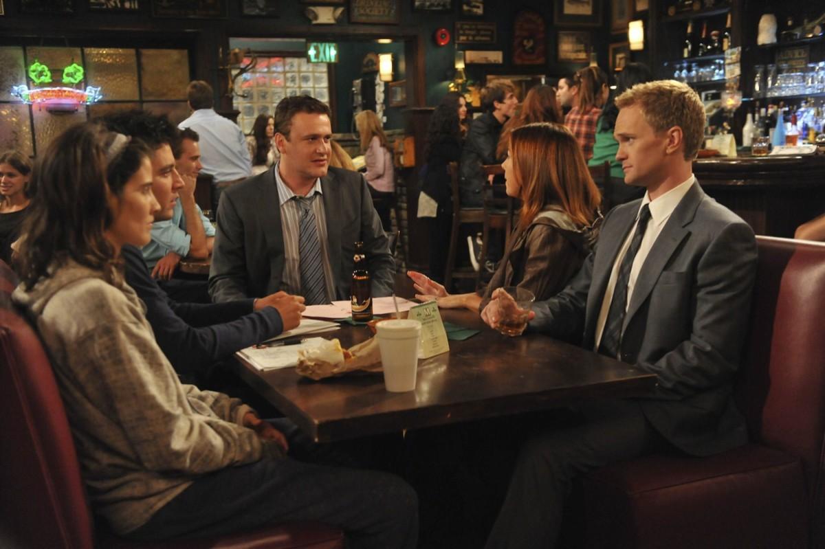 kad Barney i Robin počnu ponovno izlaziti